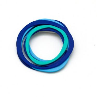 Broche Alambre Azul ALB1