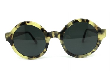 ROUND Sunglasses G-238CAAM