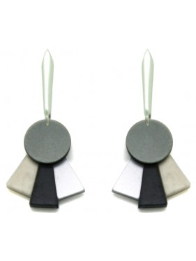 Earring Fan ABP2