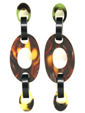 Autumn Colors Earrings COP