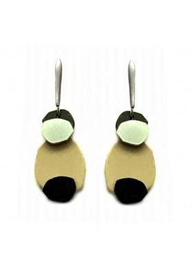 Pair of Earrings CRP2CR CHRYSALIS