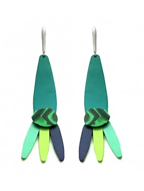 Pair of Earrings CRP6TU CHRYSALIS