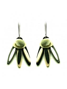 Pair of Earrings CRP7PL CHRYSALIS