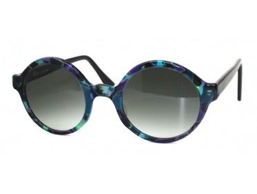 Round Sunglasses Tortoiseshell G-238CAMCAL