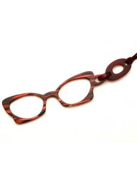Quebellos Red Marbled GQ4