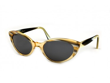 Gafas de Sol Gato Amarillo-Asta G-233.