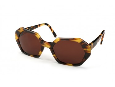 Hexagon Sunglasses G-235Ca