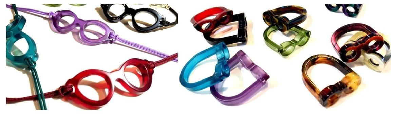 Bisutería gafas