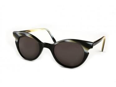Leena Sunglasses Black-Mast G-248NeAs