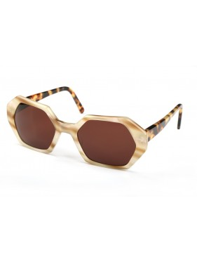 Hexagon Sunglasses G-235Can