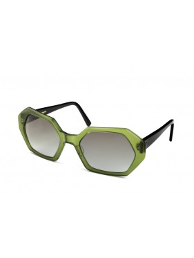 Hexagon Sunglasses G-235VeCr