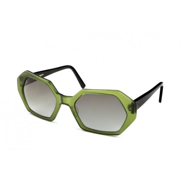 Hexagon Sunglasses G-235VeCr
