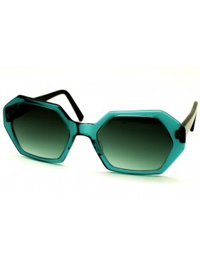 Hexagon Sunglasses G-235TuCr