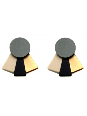 Earring Fan ABP1