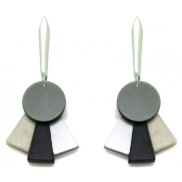 Earring Fan ABP2