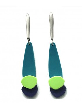 Pair of Earrings CRP3TU CHRYSALIS