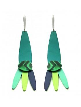 Pair of Earrings CRP6 CHRYSALIS