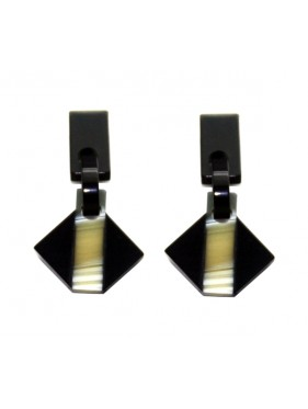 Earrings Rhombus ROMP2AS