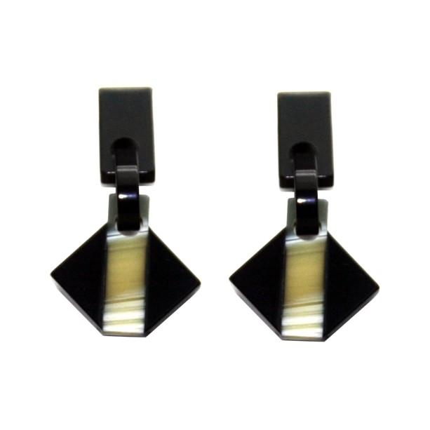 Earrings Rhombus ROMP2AS