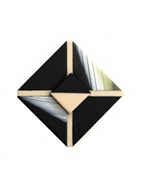 Brooch Rhombus ROMBI