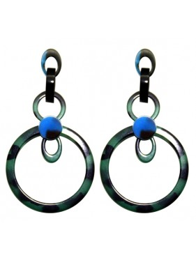 Earrings Circle CIRP4