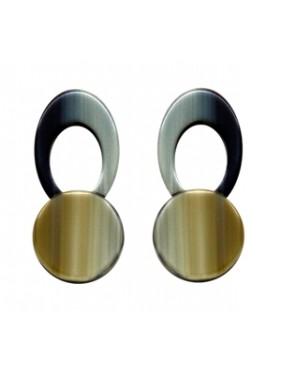 Earrings Circle CIRP1
