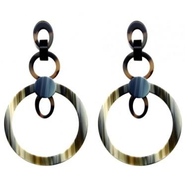 Earrings Circle CIRP4