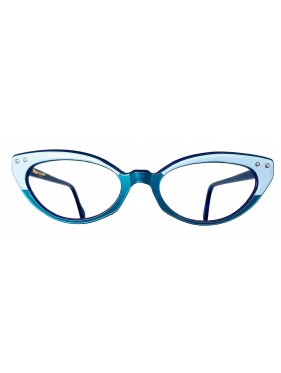 Retro (Eyeglass)  Take G-269(M)AZME-AZU