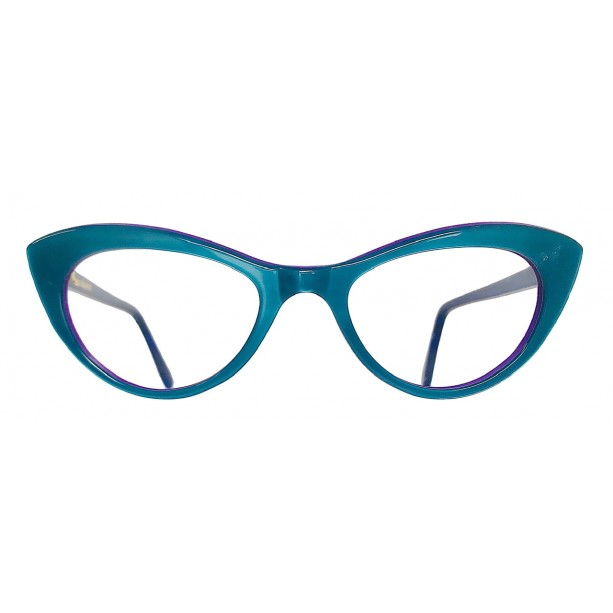 Frame (Eyeglass) Lili G-268(M)AZMET