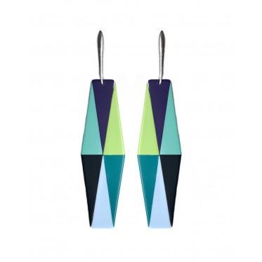 Earrings Metrópolis METP3