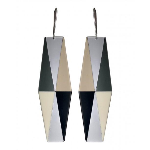 Earrings Metrópolis METP4