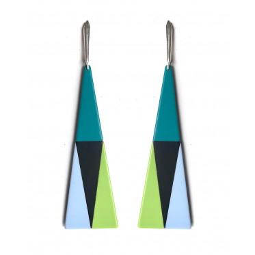 Earrings Metrópolis METP7