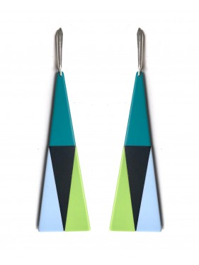 Earrings Metrópolis METP7