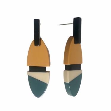 Paír of  earrings OBP2