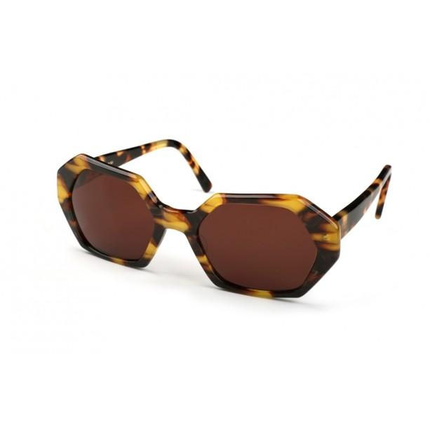 Hexagon Sunglasses G-235Ca